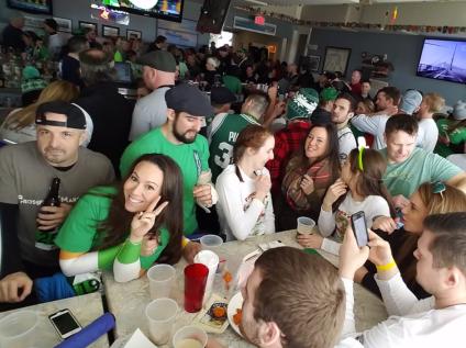 St Patrick's Day 5K